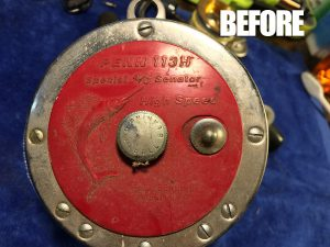 Vintage Rod and Reel Restorations