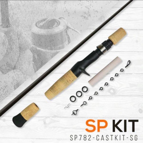 7′ Medium Cast Kit
