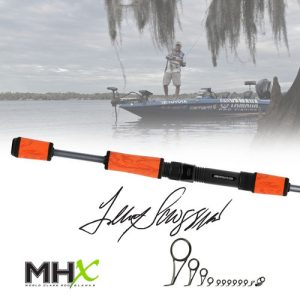 Elite X Spin Jig Finesse Rod