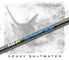 7' Saltwater Spinning Rod